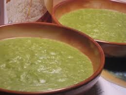 Crema Di Riso In Brodo Vegetale