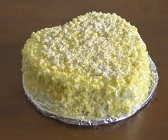 Torta Mimosa San Valentino