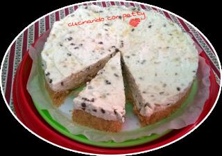 Cheese cake al torrone