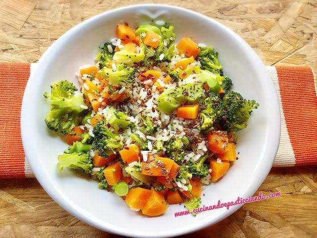 Riso con verdure