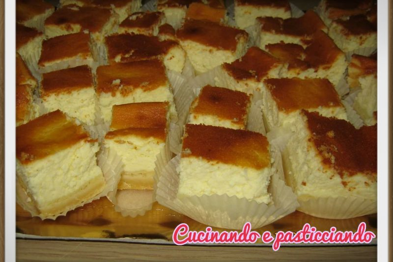 Cheesecake al quark