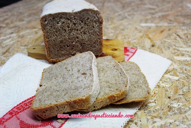 Pane integrale con la MDP