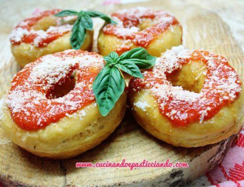 Donuts Salati