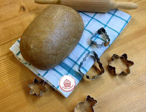 Pan di zenzero per Biscotti e Casette