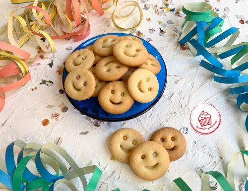 Smile ,biscottini di carnevale