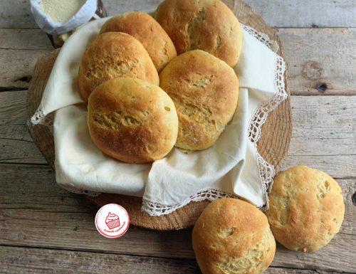 Pane e Ricotta con Lievito Madre