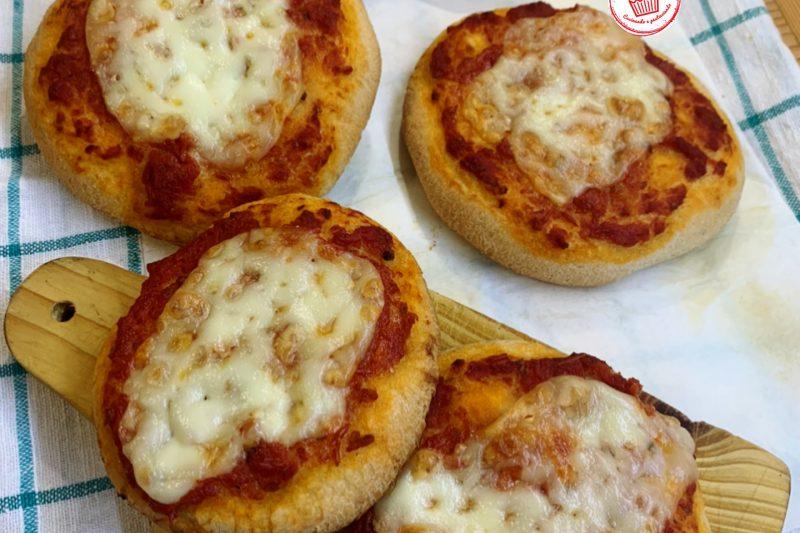 Pizzette con Lievito Madre come quelle del Bar