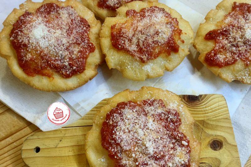 Pizzette fritte con Lievito Madre