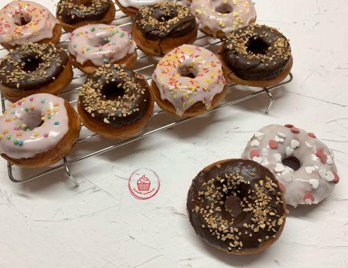 Donuts,ciambelle Americane