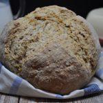 Soda Bread                                           (Pane senza lievito)