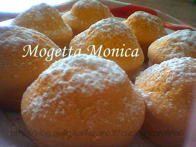 muffin semplici | La cucina di nonna Lina