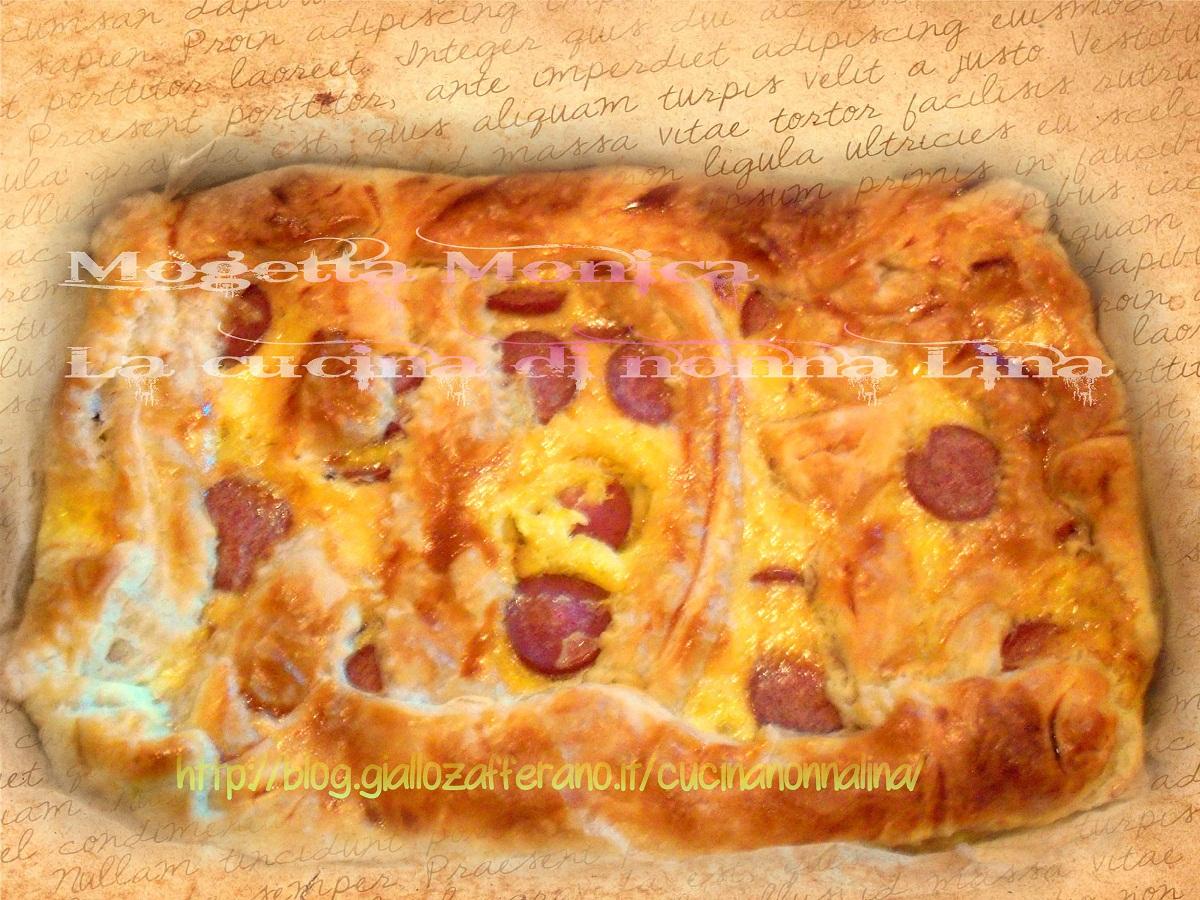 Ricette pasta sfoglia torte rustiche