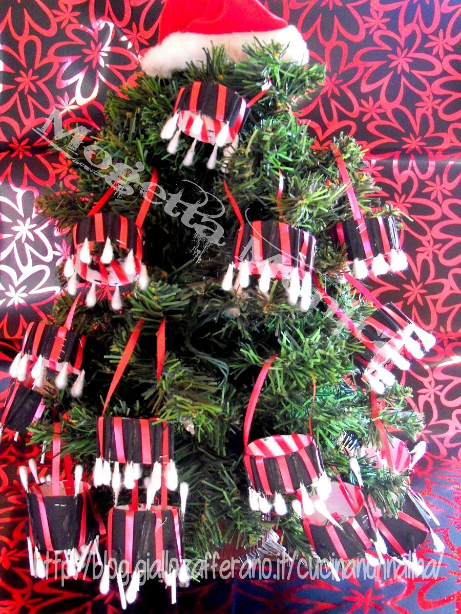 Decorazioni di natale fai da te la cucina di nonna lina - Decorazioni per feste fai da te ...