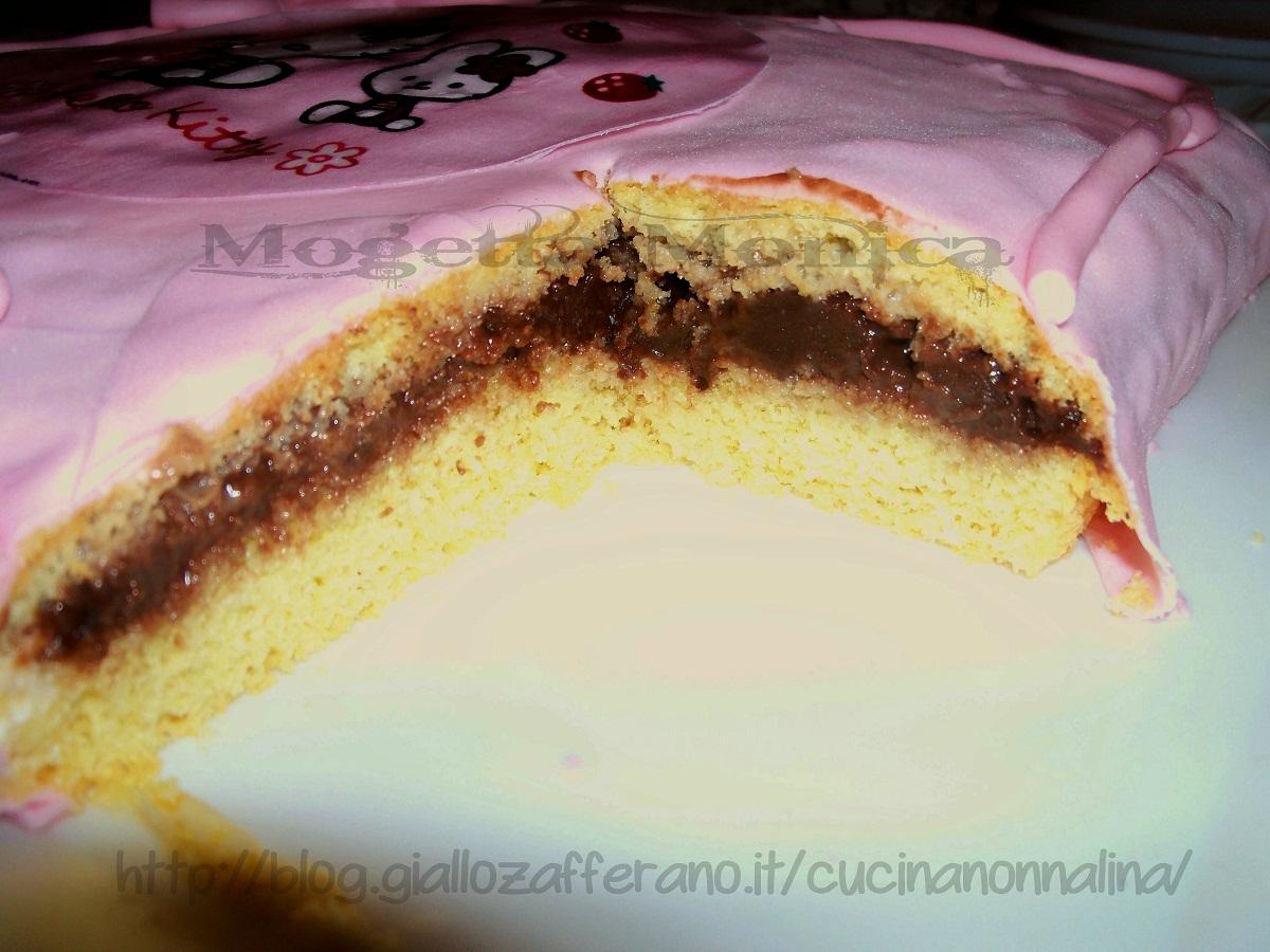 Eccezionale Torta compleanno ricetta senza latte ne derivati NS84