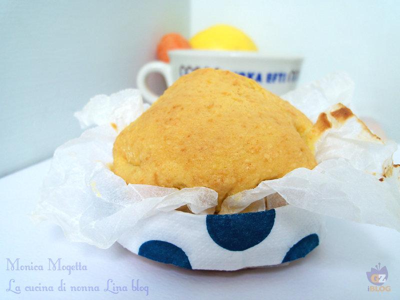 muffin mela e carota | La cucina di nonna Lina