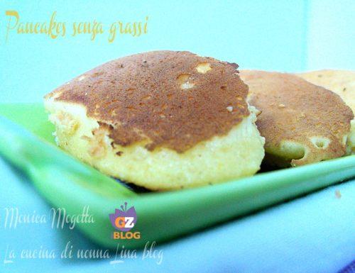 Pancakes senza grassi