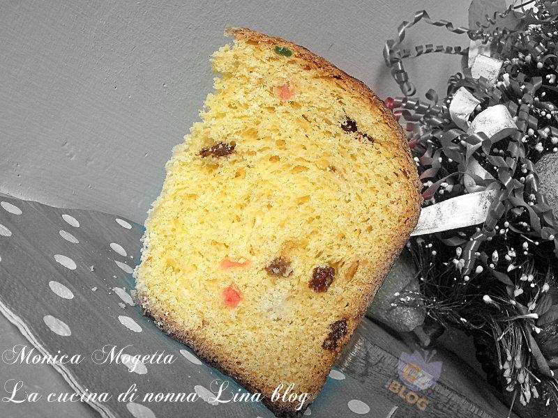 panettone senza latticini   La cucina di nonna Lina
