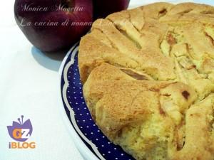torta di mele al limoncino   La cucina di nonna Lina