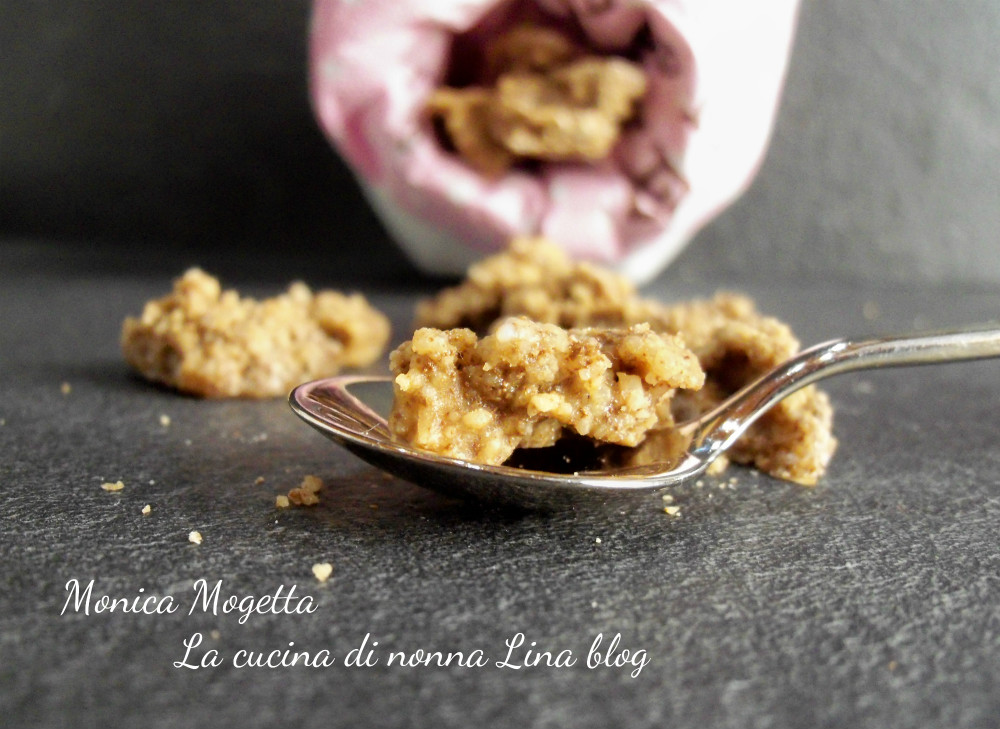 Caramelle all' orzo