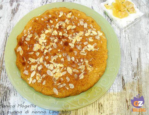 Dolce al kamut e cocco, ricetta senza: lattosio, uova e zucchero aggiunto.