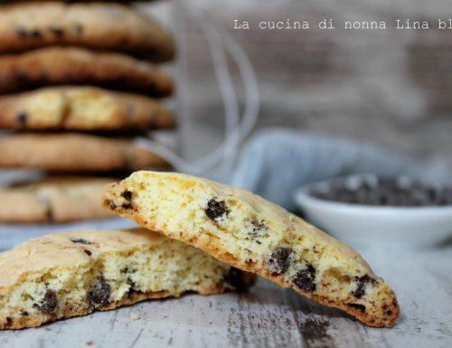 Cookie al cioccolato ricetta senza burro!