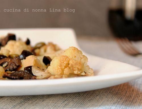 Cavolfiore saporito ricetta facile