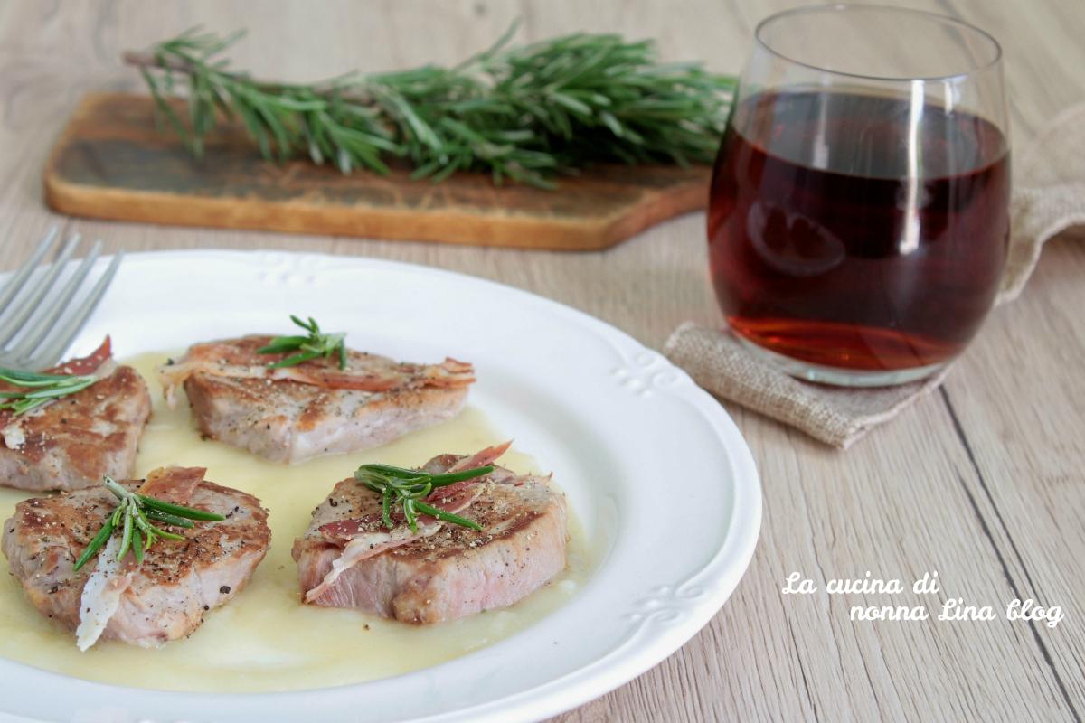 Filetto di maiale al varnelli la cucina di nonna lina - Filetto di maiale al porto ...