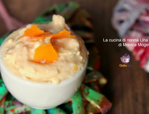 Crema all'arancia, ideale come farcia