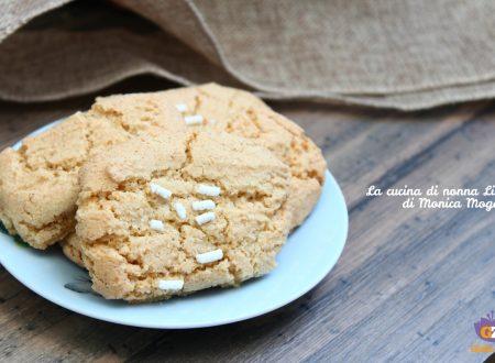 Biscotti semi integrali da inzuppo – senza latticini!