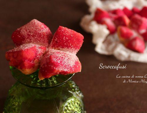 Scroccafusi ricetta tradizionale Marchigiana