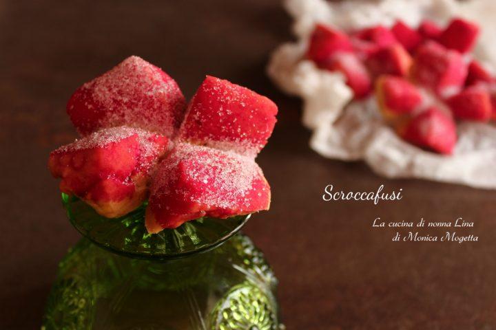 Scroccafusi ricetta tradizionale Marchigiana | La cucina di nonna Lina