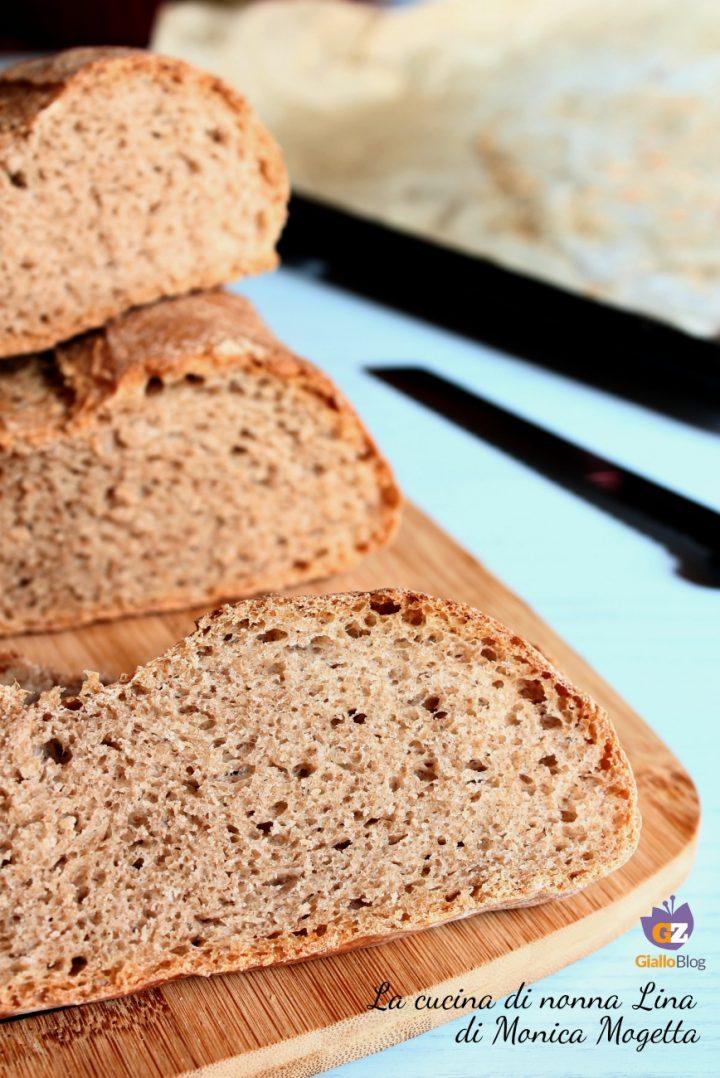 Pane rustico | La cucina di nonna Lina