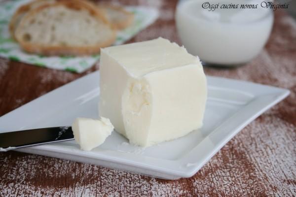 burro fatto in casa,Oggi cucina nonna Virginia
