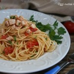 Spaghetti al pesce spada,ricetta Primi