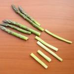 Cottura asparagi