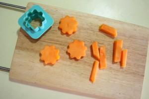 zucca fritta per bambini