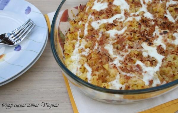 Pasticcio di patate con la crosticina croccante ed il for Cucinare e congelare