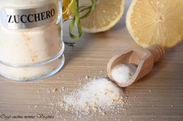 Zucchero aromatizzato al limone tutti a tavola con cinzia - Ricette tutti a tavola ...