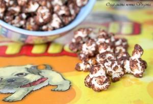 pop corn al cioccolato Oggi cucina nonna Virginia