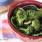 broccoli affogati,Oggi cucina nonna Virginia