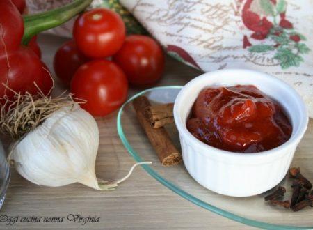 Ketchup,ricetta per farlo in casa