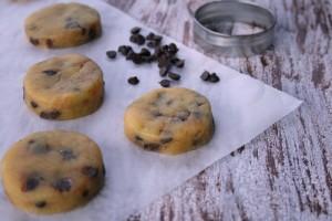 biscotti senza burro con gocce di cioccolato,Oggi cucina nonna Virginia