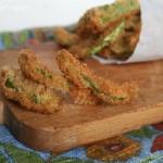 Bastoncini di zucchine,Oggi cucina nonna Virginia