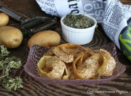 Come cucinare le bucce di patate