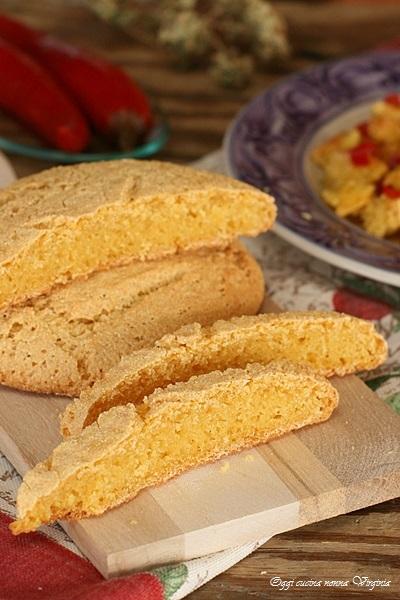 Pane di mais vert