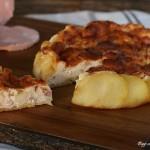 Crostata patate e ricotta
