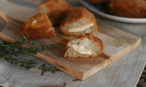 Finocchi imbottiti prosciutto e formaggio video ricetta