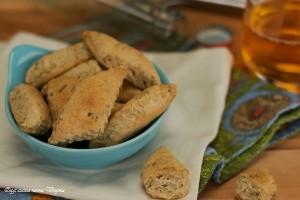 Salatini facili origano e rosmarino