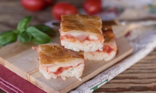 Pizza parigina Video ricetta