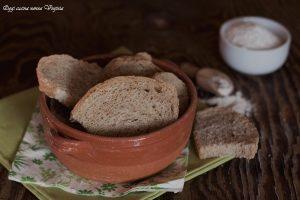 Pane integrale con biga